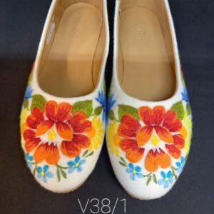 tikitud kingad